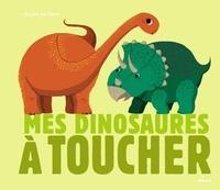 Ninie - Mes dinosaures à toucher.