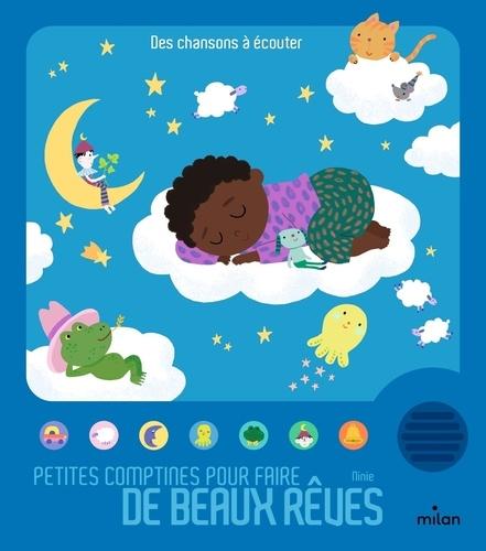 Ninie - Petites comptines pour faire de beaux rêves.