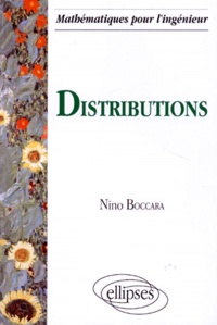 Nino Boccara - Distributions.