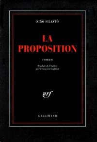 Nino Filastò et Jonathan Swift - La proposition.