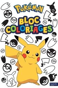 Nintendo - Bloc de coloriages Pokémon.