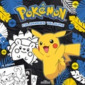 Nintendo - Cartes à gratter Pokémon - Coloriages velours.