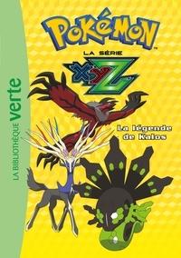 Nintendo et Natacha Godeau - Pokémon : la série XYZ Tome 37 : La légende des Kalos.