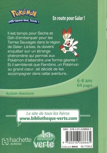 Pokémon : Les voyages Tome 3 En route pour Galar !