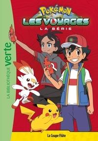 Nintendo et Natacha Godeau - Pokémon : Les voyages Tome 4 : La Coupe Flûte.