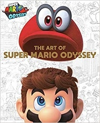 Nintendo - The art of Super Mario Odyssey.