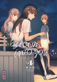Nio Nakatani - Bloom into you Tome 4 : .