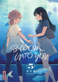 Nio Nakatani - Bloom into you Tome 5 : .