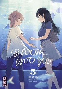 Nio Nakatani - Bloom into you - Tome 5.