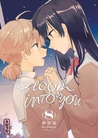 Nio Nakatani - Bloom into you, tome 8.
