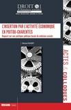 Nirmal Nivert - L'insertion par l'activité économique en Poitou-Charentes - Rapport sur une politique locale de cohésion sociale.