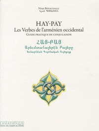 Hay-Pay, Les Verbes de larménien occidental - Guide pratique de conjugaison.pdf
