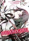 Nisioisin et  Oh ! Great - Bakemonogatari Tome 1 : .