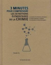 Deedr.fr 3 minutes pour comprendre les 50 notions élémentaires de la chimie Image