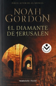 Noah Gordon - El diamante de Jerusalén.