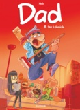 Nob - Dad Tome 4 : Star à domicile.