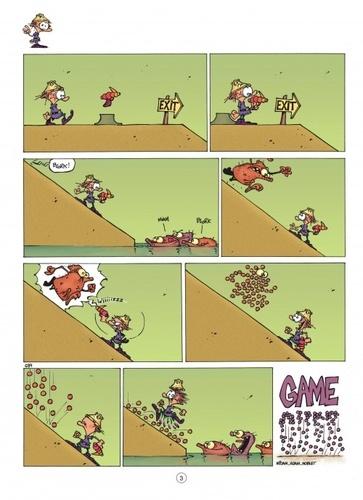Game Over Tome 3 Gouzi Gouzi Gouzi