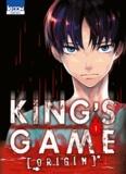 Nobuaki Kanazawa et J-Ta Yamada - King's Game Origin Tome 1 : .