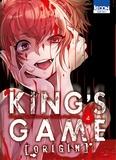 Nobuaki Kanazawa et J-Ta Yamada - King's Game Origin Tome 4 : .