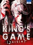 Nobuaki Kanazawa et J-Ta Yamada - King's Game Origin Tome 5 : .