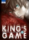 Nobuaki Kanazawa et Hitori Renda - King's Game Tome 1 : .