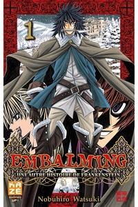 Nobuhiro Watsuki - Embalming Tome 1 : .