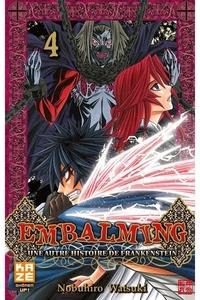 Nobuhiro Watsuki - Embalming Tome 4 : .