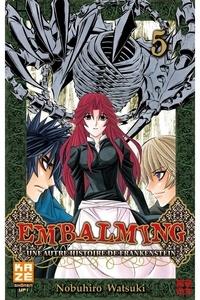 Nobuhiro Watsuki - Embalming Tome 5 : .