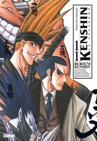 Nobuhiro Watsuki - Kenshin Perfect edition - Tome 11.