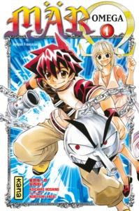Nobuyuki Anzai et Kôichirô Hoshino - Mär Omega Tome 1 : .