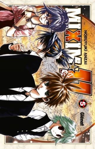 Nobuyuki Anzai - Mixim 11 Tome 5 : .