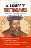 Nocam - A la gloire de Nostradamus - Cryptographe et prophète missionné voyageant dans l'Au-delà.