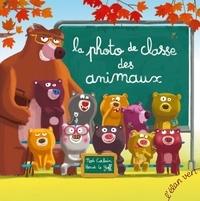 Noé Carlain et Hervé Le Goff - La photo de classe des animaux.