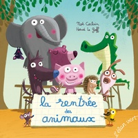 Noé Carlain - La rentrée des animaux.