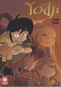 Noé et  Nini - Yodji Tome 1 : Le mekan.