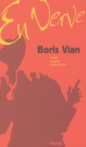 Deedr.fr Boris Vian en verve Image