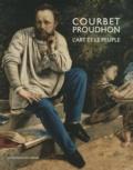 Noël Barbe et Hervé Touboul - Courbet/Proudhon - L'art et le peuple.