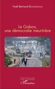 Ucareoutplacement.be Le Gabon, une démocratie meurtrière Image