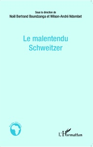 Accentsonline.fr Le malentendu Schweitzer Image