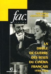 Histoiresdenlire.be La drôle de guerre des sexes du cinéma français (1930-1956) Image