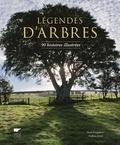 Noël Kingsbury et Andrea Jones - Légendes d'arbres - 90 histoires illustrées.