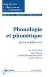 Noël Nguyen et Sophie Wauquier-Gravelines - Phonologie et phonétique - Forme et substance.