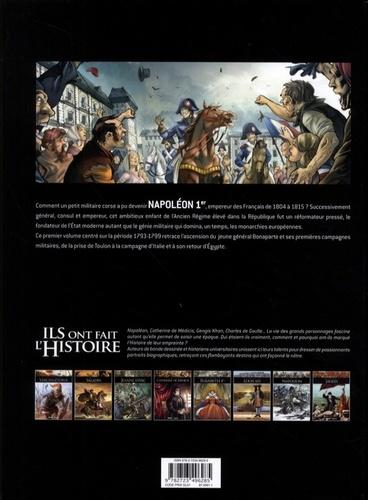 Napoléon Tome 1 Première époque