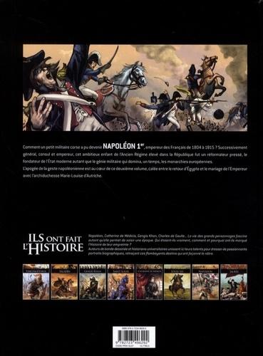 Napoléon Tome 2 Deuxième époque