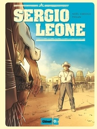 Noël Simsolo et  Philan - Sergio Leone.