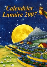 Noël Vermot-Desroches - Calendrier lunaire 2007.
