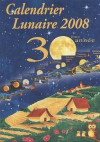 Noël Vermot-Desroches - Calendrier lunaire 2008.