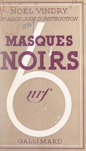 Masques noirs