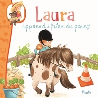 Noélie Copain et Nathalie Janer - Laura  : Laura au poney club.