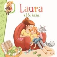 Noélie Copain et Nathalie Janer - Laura  : Laura et le bébé.